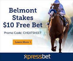 2013 Belmont Stakes Results Chart 2018 Belmont Stakes Cheat Sheet Americas Best Racing