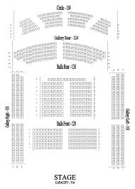 The Town House Hamilton Seating Plan View The Seating