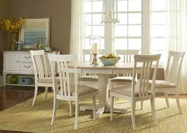Oval Kitchen Table Pedestal Dining Room Collections Dining Room