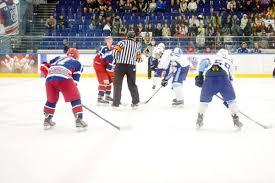 Хоккеисты Державы проведут первые контрольные игры в День знаний