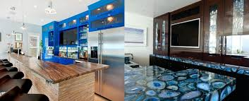 bar top ideas countertop designs