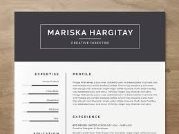 Design Resume Template Awesome 28 Beautiful Free Resume Templates For Designers