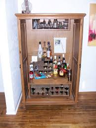 Portable Liquor Cabinet Small Rustic Liquor Cabinet Best Home Furniture Decoration