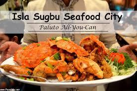 Unlimited Seafood at Isla Sugbu Seafood ...