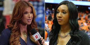 Angry Message To ESPN About Rachel Nichols