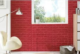 Decorative Foam Tiles New Design Self Adhesive Sticker Decorative Wall Tile 60D XPE Foam 32