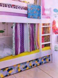 Bunk bed curtains | What I want to create soon. | Pinterest