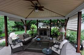 how much does it cost to build an outdoor covered patio designs