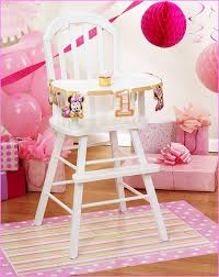 minnie mouse 1st birthday decorations