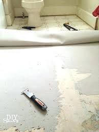 removing vinyl flooring from concrete how remove glue kitchen linoleum adhesive glued to remov removing vinyl flooring from concrete