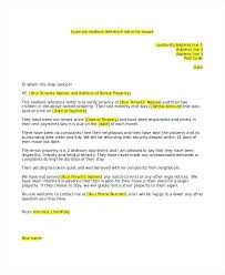 Apartment Maintenance Complaint Letter Sample Tenant To