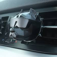 Výsledok vyhľadávania obrázkov pre dopyt bulldog car freshener silver