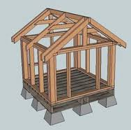 Dog houses  Dog house plans and Dogs on Pinterest