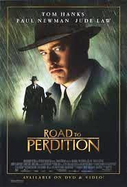 Road to Perdition Movie Poster 27x40 Used Jennifer Jason Leigh, Jude L –  Mason City Poster Company