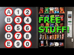 Vending Machine Hack Code Custom How To Hack A Vending Machine How To Basic Youtuber Vlog