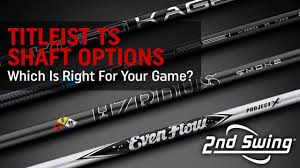 Titleist Ts Shaft Options Which Is Right For Your Game