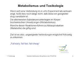 Was ist metabolismus