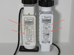 pentair intellichlor ic40. Pentair Has Made Some Significant Design Changes To The IntelliChlor Salt Cell. In My Opinion They\u0027ve Simplified Front Control Panel Although Intellichlor Ic40 N