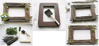 how to build your own picture frame. Diy Picture Frames Ideas and Some  Examples ...