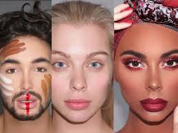 makeup artist stands by his image accused of blackface i can t apologize for what i black