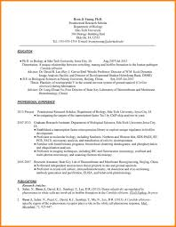 sample resume for research assistant assistant scientist instructor research associate resume sample