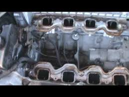 starter removal and replacement on a northstar engine