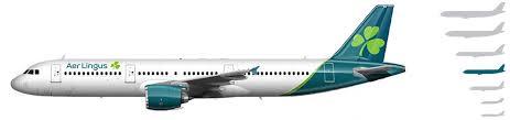 Airbus A321 Aer Lingus
