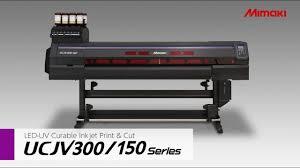 <b>UCJV300</b>/150 Series Feature Introduction | <b>MIMAKI</b> ENGINEERING ...