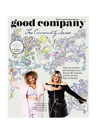 Fashion Design Lessons Online Shop The Good Company Issue 1 The Community Issue Paperback Online In Dubai Abu Dhabi And All Uae