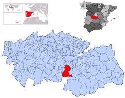 Resultado de imagen de mazarambroz mapa