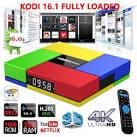 Медиа плеер OTT TV T95KPRO UHD 4K / IPTV, Amlogic S912chip, Android 6.0., 2G DDR3, 16G NAND, UHD 4K2K, 3D, Wi-Fi AP6330 802.11 / b / g / n 2.4G-5G, HD