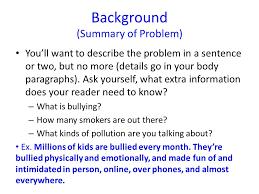 persuasive essay ppt video online 5 background