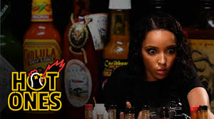 Tinashe Talks NFL Dances and 2015 s Sexiest Songs While Eating.