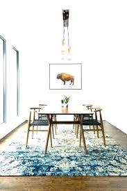 dining room rug ideas area rugs round table