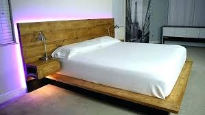 make your own platform bed. Unique Platform Full Size Of Bedroom King Platform Bed With Drawers Low  Frame Make  On Your Own T