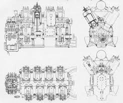 thermolocomotive thermolokomotive thermo lokomotive a variety of drawings featuring an eight cylinder 250hp sulzer engine air injection