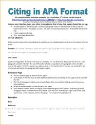 Apa Reference Page Format Sample Books Example How To In Microsoft