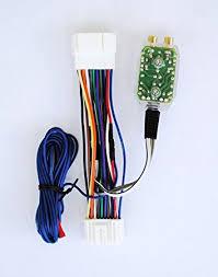 amazon com factory radio amplifier amp sub wire harness inline Wire Harness Tape factory radio amplifier amp sub wire harness inline converter interface kit