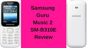 Samsung Guru Music 2 SM-B310E Review ...