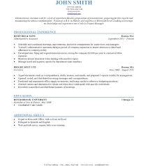 Bistrun : Different Types Resumes Format Resume Formats Luxury ...
