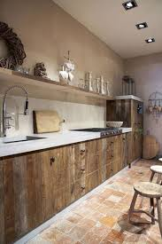 Cocinas De Obra Rusticas Gallery Of Las Cocinas Rsticas Se Cocinas De Obras Rusticas