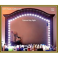 makeup vanity with led lights. hollywood style vanity mirror lights makeup anti-glare luxurious led for with led i