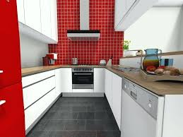 red kitchen tiles kitchen ideas kitchen with red tile accent wall as to simple home trends
