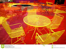 neon furniture royalty free stock images  image