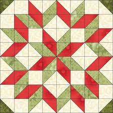 Free Christmas Quilt Patterns | With so many half-square triangles ... & Free Christmas Quilt Patterns | With so many half-square triangles, I  wanted to Adamdwight.com