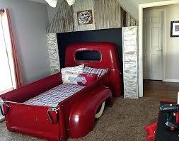 truck bedding sets bedding set toddler boy amazing truck vintage ford pickup bed for kid construction