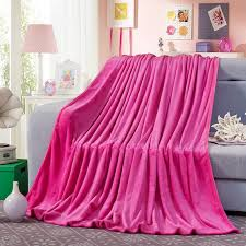 full size fleece blanket. Brilliant Full Cozzy Hot Pink Plush Fleece Blanket Flannel For Bed Sofa Travel Throw Couch  Bedspread Single 120x200 150x200 180x200 200x230cmin Blankets From Home  With Full Size L