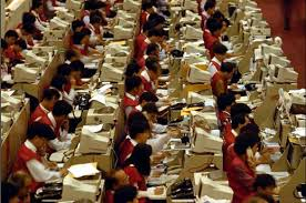 cramped office space. It Happens Only In China. Cramped Office Space M