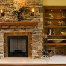 stone fireplace ideas unique photo concept brown wooden shelves and with mantel home