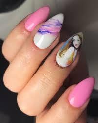 Pink Nail Designs 2019 21 Cool Pink Nail Designs 2019 Easy Art Ideas Nailincloud